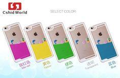 Hot 3D Liquid Case For iPhone 6s