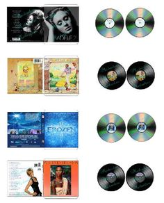 *INSTANT DOWNLOAD* The images you download will not have the watermark on it. You will NOT receive any physical item. Each finished album is 1X1 and