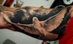 Tattoo Artist - Denis Sivak