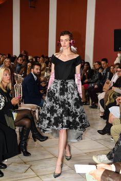 Vassilis Zoulias SS17 catwalk Catwalk, Goth, Ballet Skirt, Skirts, Collection, Style, Fashion, Moda, Gothic