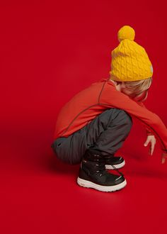 Laplander boots are among our warmest and most popular winter boots. Wearing these, your children will look cooler while feeling warmer in the frost, thanks to the boots' super warm insulation. When it's not that cold, it will certainly be wet, and that's why these boots are waterproof too. Plus, with the novel technology of the Vibram Arctic Grip outsole, you can be sure kids will be playing twice as nice on wet ice. #Reima #WinterShoes #WinterBoots Twice As Nice, Nordic Design, Winter Shoes, Kid Shoes, Arctic, Insulation, Frost, Life Is Good, Activities For Kids