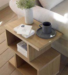 nice table!! #Beistelltisch