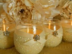 Candle decoration any event