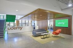 Udemy Offices – San Francisco offices of online educational company Udemy located in San Francisco, California.
