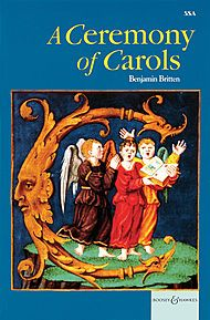A Ceremony of Carols op. 28 Sheetmusicplus.com