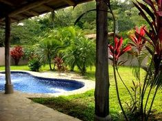 Home Vacation Rental. Costa Rica. Playa Hermosa