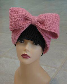 The Royal Bow Fascinator Crochet Pattern by ambassadorcrochet, $3.50