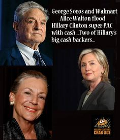 I will never go to Walmart again!!!!  But Cosco is a big Democrat donor also.  Where should we shop?  Small, local businesses.