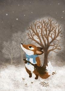 Kettu 0.80€ Best Sites, Fun Sites, Cute Fox, Cute Illustration, Foxes, Animal Drawings, My Works, Christmas Cards, Draw Animals