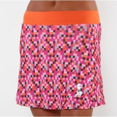 I LOVE the idea of a workout skirt! This is a must have. :)