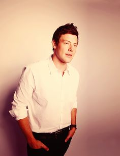 RIP Cory Monteith. Even though you're gone, your earthly friends and family still love you and are thinking of you.
