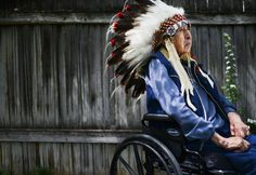Barney Old Coyote is the most decorated Native American to serve in World War II. He will be the Grand Marshal of Bozeman's Memorial Day parade this year.