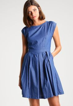 Louche ARANA - Denim dress - blue - Zalando.co.uk