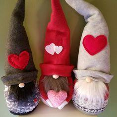 Valentine's Day Gnomes!