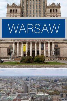 Get off the tourist trek in Warsaw.