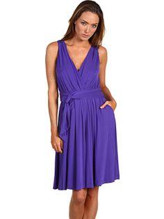 purple halston on sale -