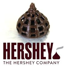 Hershey has today unveiled their 3-D Chocolate Candy Printing Exhibit in partnership with 3D Systems at the Hershey's Chocolate World Attraction.