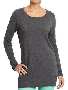 Women's Dolman-Sleeve Tunic Sweaters | Old Navy $25.00 | Public ...