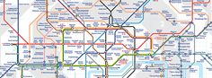 just an ordinary tube map
