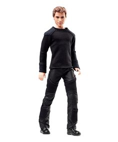 Loving this Divergent Four Collector Doll on #zulily! #zulilyfinds