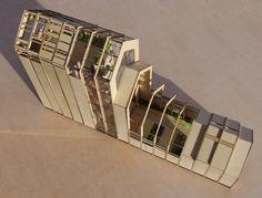 De Spanten – Woningconcept - Housing concept - Veemarkt - Utrecht - NOV'82 Architecten - Scale model - sustainable - sustainablity