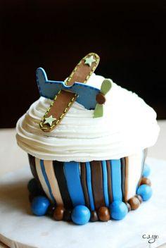 Birthday Cake II by babcakesbakery, via Flickr
