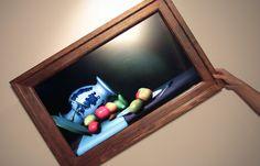 Interactive Still Life Painting by Scott Garner