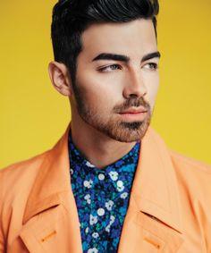 Manuel Vera Signature: Joe Jonas Covers April issue of SCENE