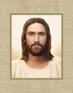 """I asked Jesus Christ, """"How much do you love me ?"""" and Jesus Christ said, """"This much ."""" then He stretched out His arms and died . God and Jesus Christ Images Du Christ, Pictures Of Jesus Christ, Pictures Of God, Lds Pictures, Image Jesus, Jesus Christus, Lds Art, Jesus Painting, Jesus Face"""