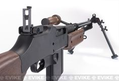 Brownings automatic rifle. The BAR