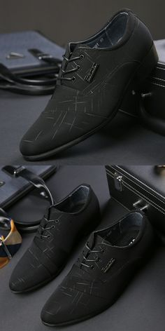 Luxury Business Shoes For Men Office Dress Men Flats Black Pointed Toe Gentelman Wedding Shoes Brown, Designer Jackets For Men, Man Office, Dress Flats, Business Shoes, Formal Shoes For Men, Fashionable Snow Boots, Trendy Shoes, Casual Shoes For Men