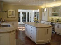 Lafayette Residence - contemporary - Kitchen - San Francisco - Home Systems , Wendi Zampino