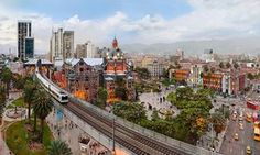 Medellin centre