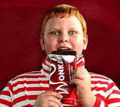 Augustus Gloop dans le film Charlie et la chocolaterie