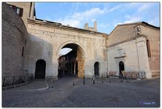 "Fano ""arco di Augusto"" 