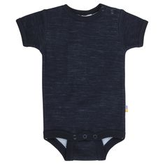Dark navy blue bodysuit with short sleeve. Navy Blue Bodysuit, Body Suit With Shorts, Online Shopping Mall, Unisex Baby Clothes, Kids Wear, Baby Kids, Sleeve, Kid Stuff, Collections