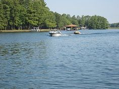 Lake Gaston - Lake Front at Hickory Point Vacation Rental in Lake Gaston from @homeaway! #vacation #rental #travel #homeaway