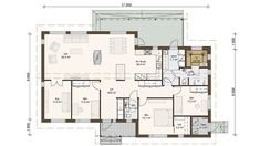 Future House, House Plans, Floor Plans, Layout, Exterior, Flooring, How To Plan, Architecture, Building