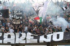 Una cartolina da Ascoli; ascoli calcio 1898 vs Salernitana #ultras