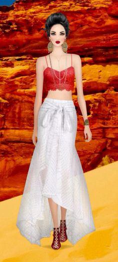 Thai Folk Dancer Styled By Alexandriya