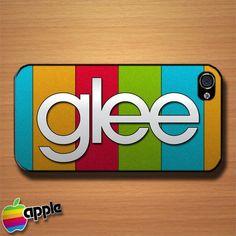 Glee TV Drama Series Logo Custom iPhone 4 or 4S Case Cover