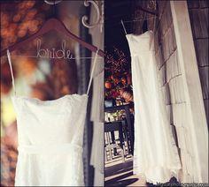 Fall NC Wedding