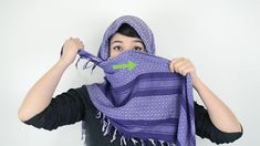 5 Ways to Tie a Shemagh - wikiHow Middle Eastern Scarf, Shemagh Scarf, Weather Conditions, 5 Ways, Baby Car Seats, Gym Bag, Military, Tie, Children