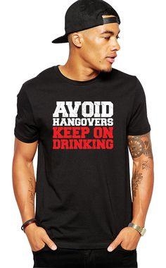Hangover Shirt - Funny Drinking T Shirt - Alcoholic - Drunk Shirt - Bachelor Party - Beer Tshirt - Bar Shirt - Alcohol Tee - Beer Shirt by Umbuh