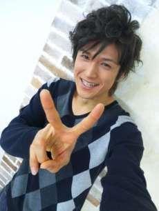 Daisuke Watanabe selfie photo