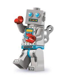 8827-7: Clockwork Robot | Brickset: LEGO set guide and database