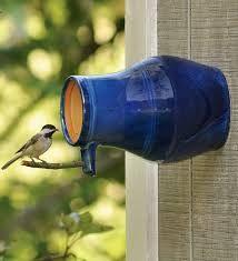 Image result for ceramic pots birds