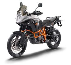 KTM 1190 Adventure R.  The 'new' best bike in the world!!