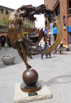 Sunriser II by Bobbie Carlyle in Denver, Colorado