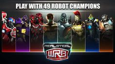 Real Steel World Robot Boxing v24.24.599 [Mod Money/Ad-Free] http://androidappsapkmod.blogspot.com/2016/05/real-steel-world-robot-boxing-v2424599.html